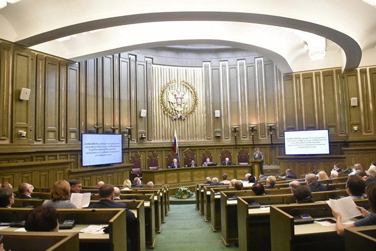 ВС указал, какие жалобы судьи апелляционных судов будут рассматривать единолично